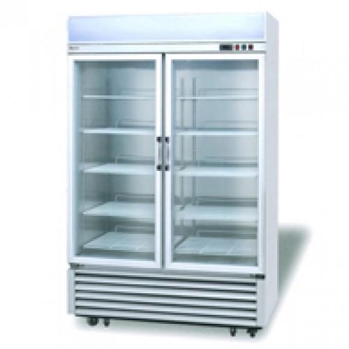 陳列風冷冷櫃(雙門)