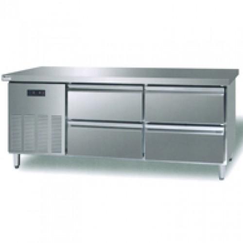 商用不銹鋼直冷冷櫃