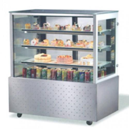高身直角蛋糕櫃(冷)