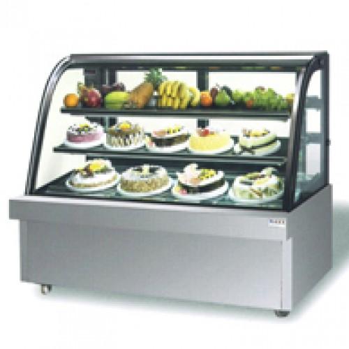高身弧蛋糕櫃(冷)