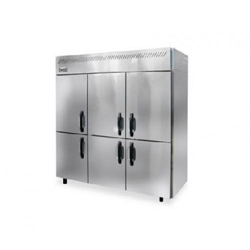 六門商業不銹鋼冷凍雪櫃