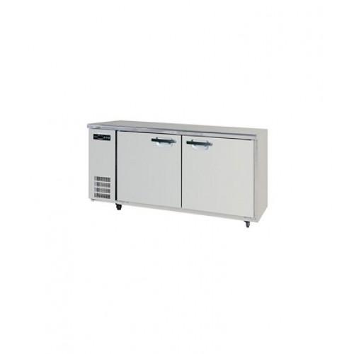 兩門不銹鋼低溫冷藏櫃