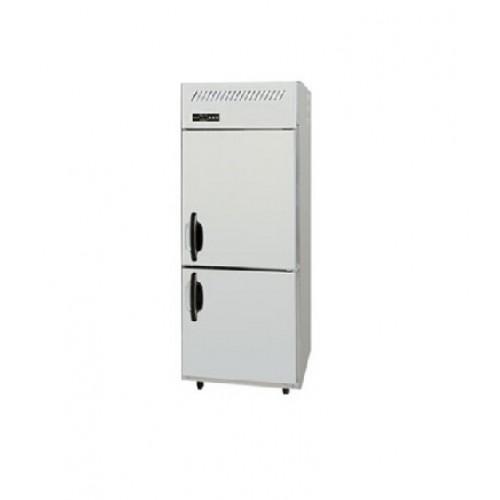 兩門商業不銹鋼冷藏雪櫃