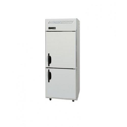 兩門商業不銹鋼冷凍雪櫃
