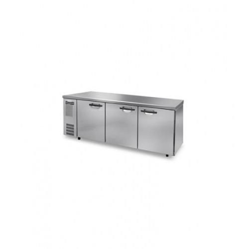 三門不銹鋼低溫冷藏櫃