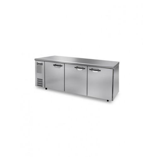 三門平檯式冷凍櫃